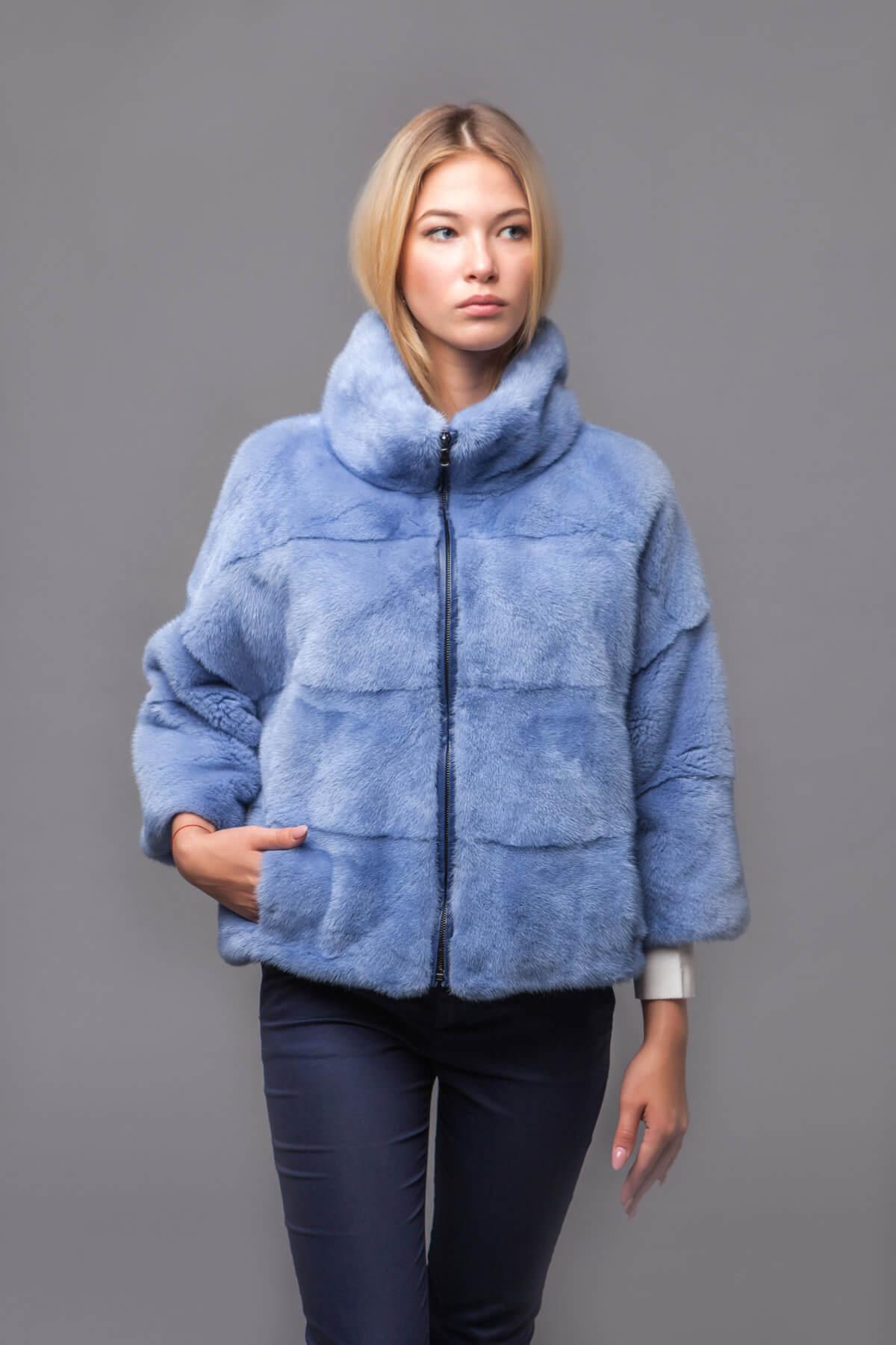 Куртка из скандинавской норки. Фото 2