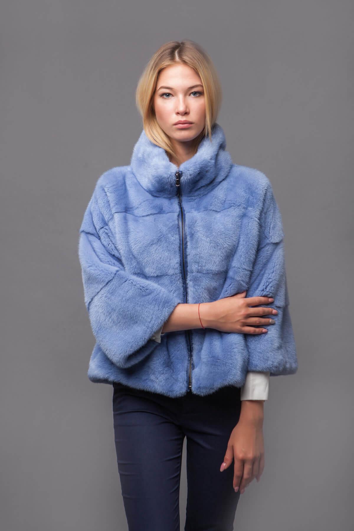 Куртка из скандинавской норки. Фото 3