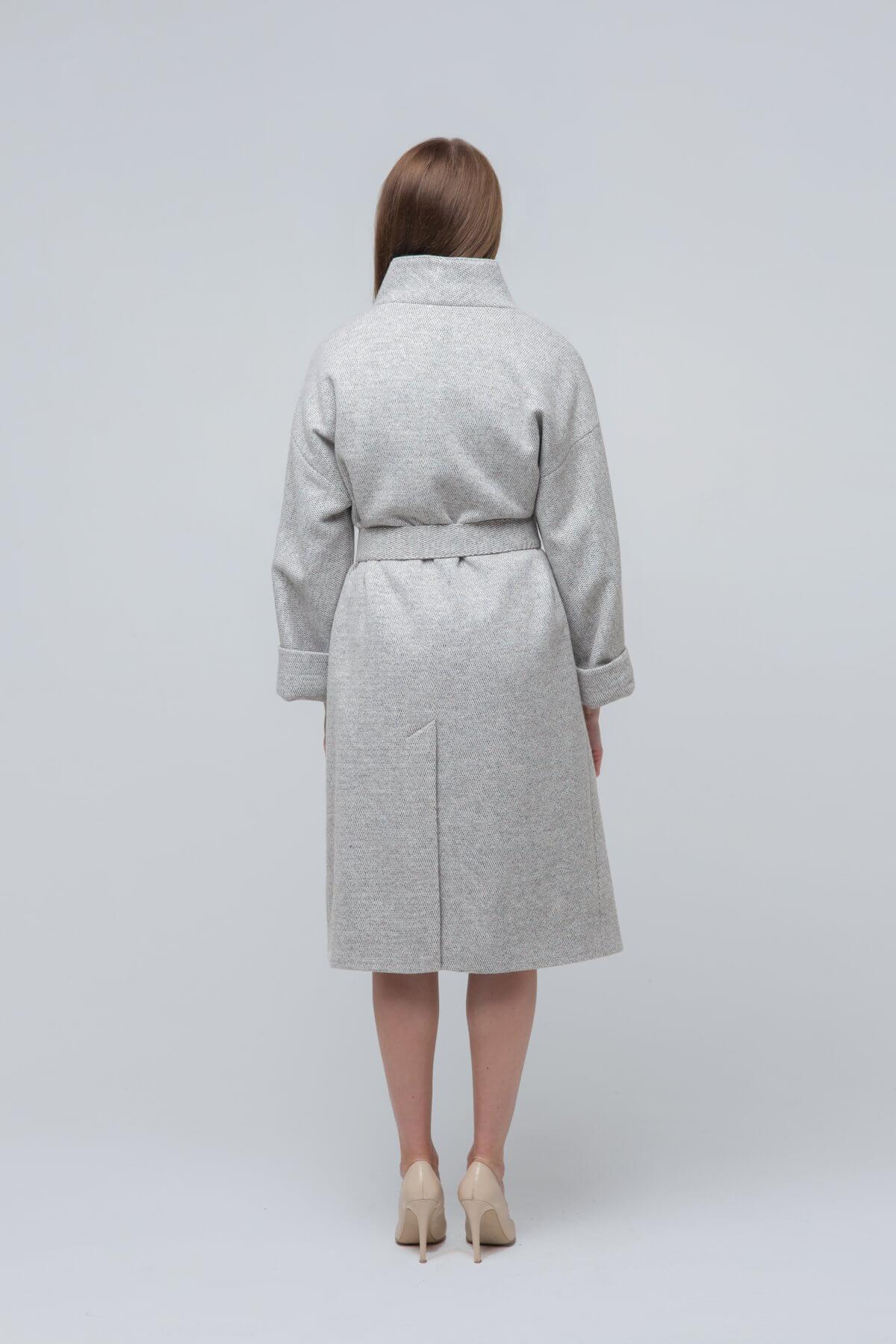 Пальто из текстиля. Фото 5