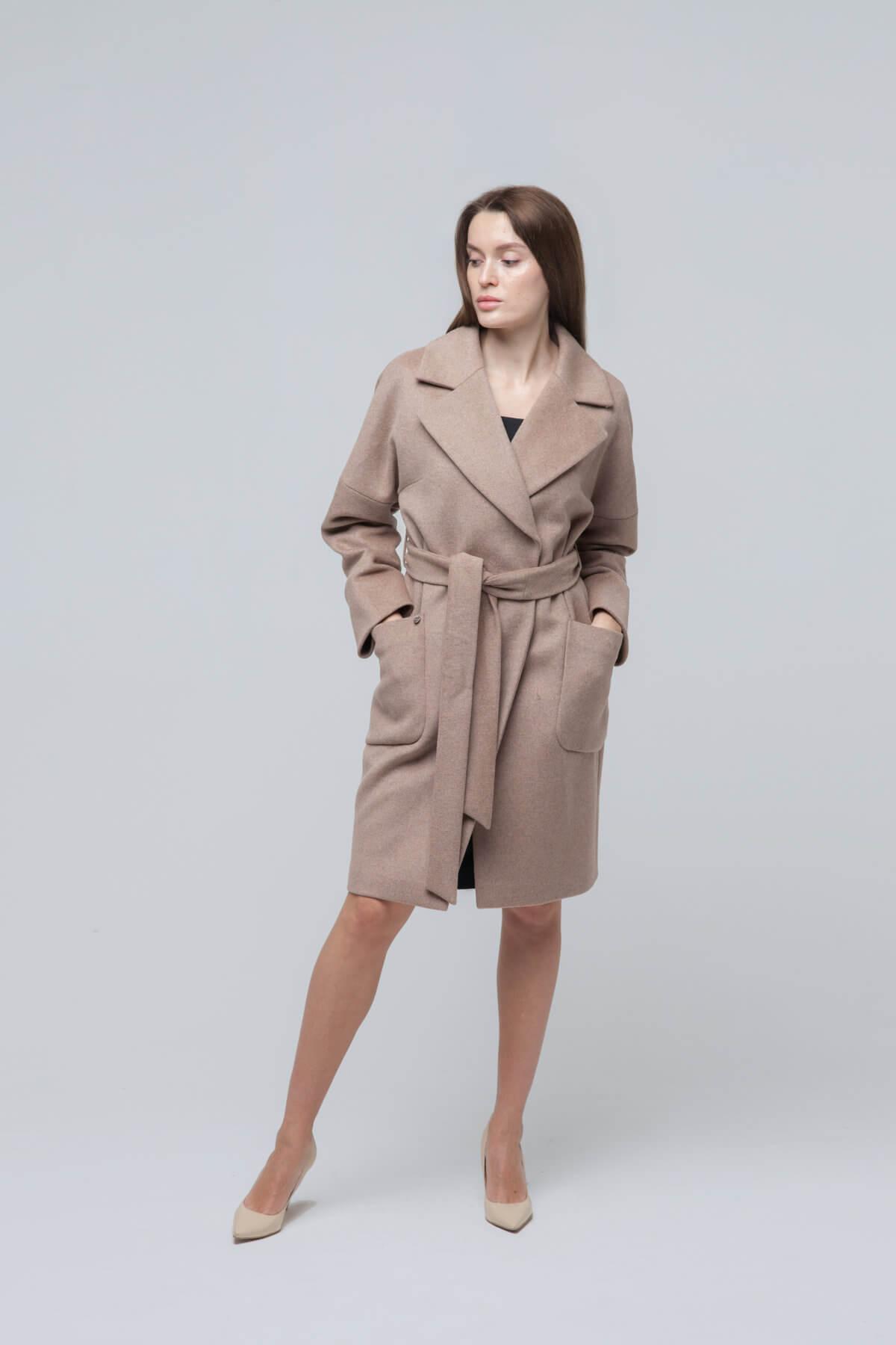 Пальто из текстиля. Фото 1
