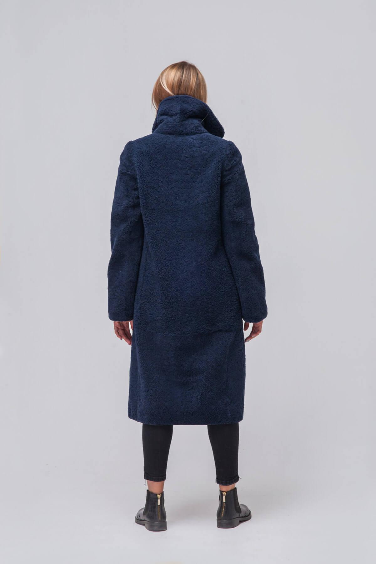 Пальто из овчины. Фото 4
