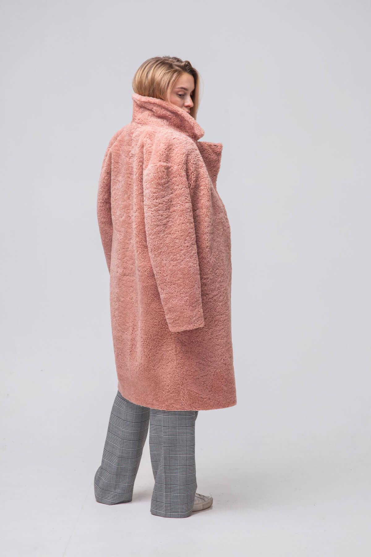 Пальто из овчины. Фото 6