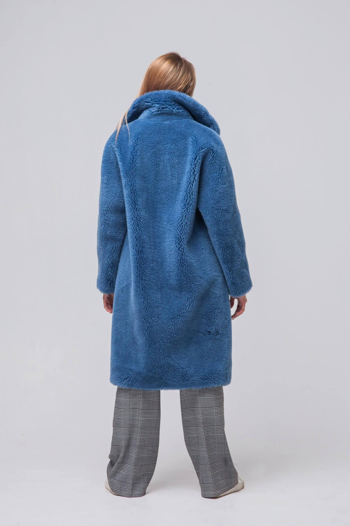 Пальто из шерсти. Фото 5