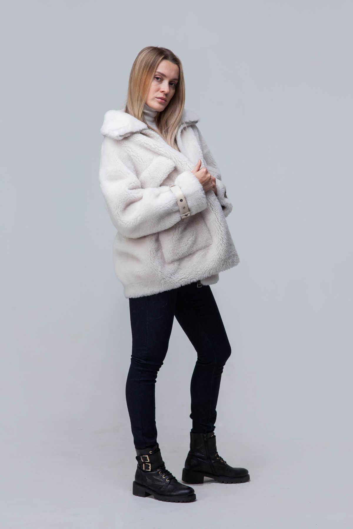 Пальто из шерсти. Фото 1