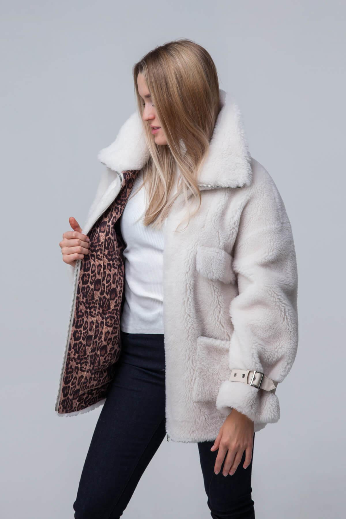 Пальто из шерсти. Фото 3