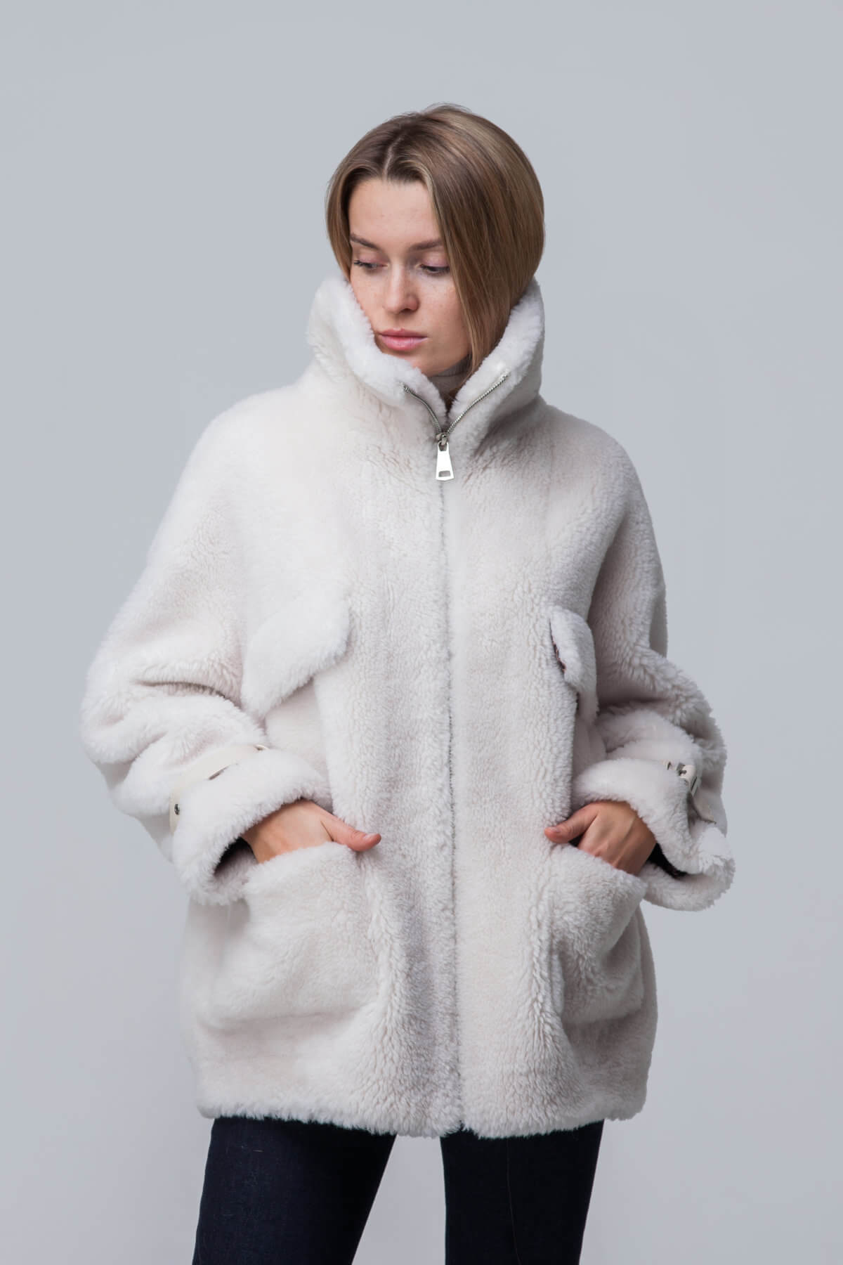 Пальто из шерсти. Фото 4