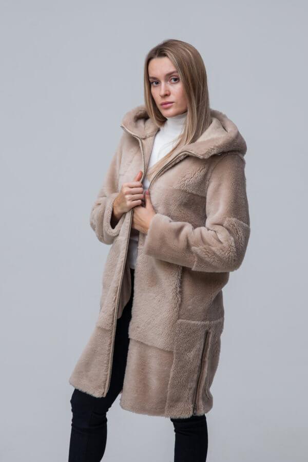 Пальто из шерсти. Фото 2